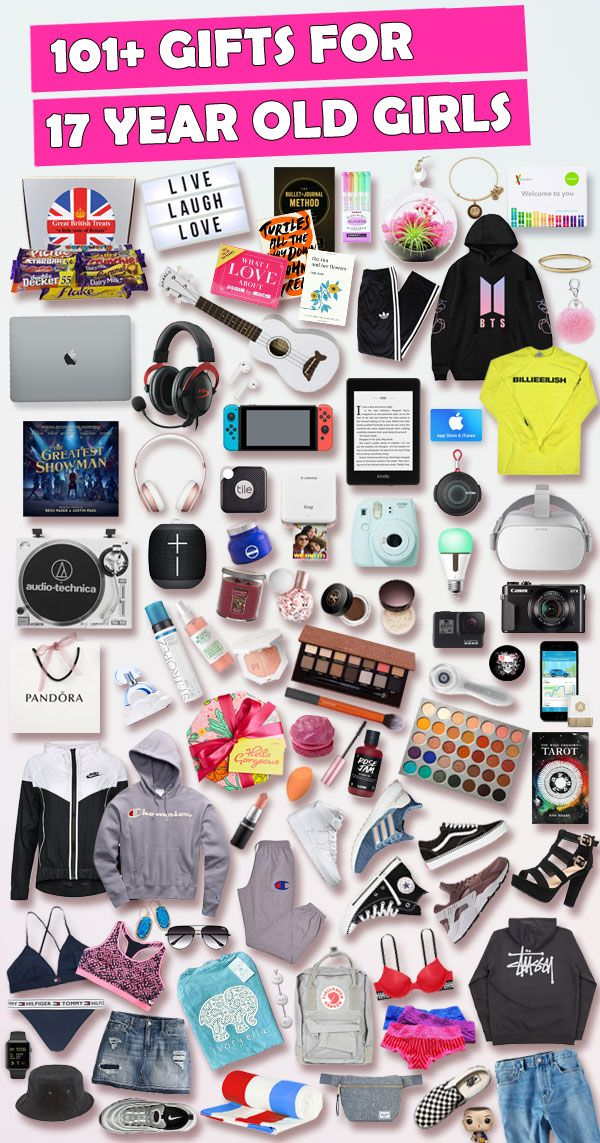 Idée Cadeau Fille 17 Ans Pin on Gifts For Teen Girls