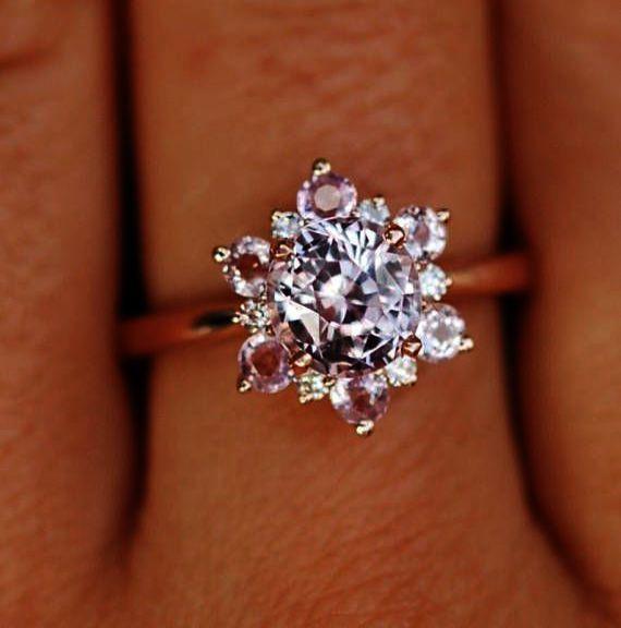 Sapphire Ring White Gold Diamonds wherever Jewellery Manufacturers