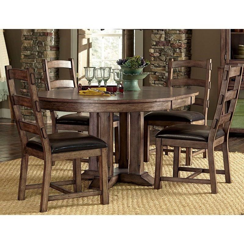Progressive Furniture P849 10B 10T Boulder Creek Dining