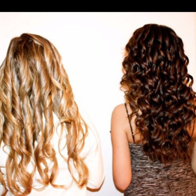 Loose Curls Vs Tight Curls Dance Hairstyles Hair Hair Beauty