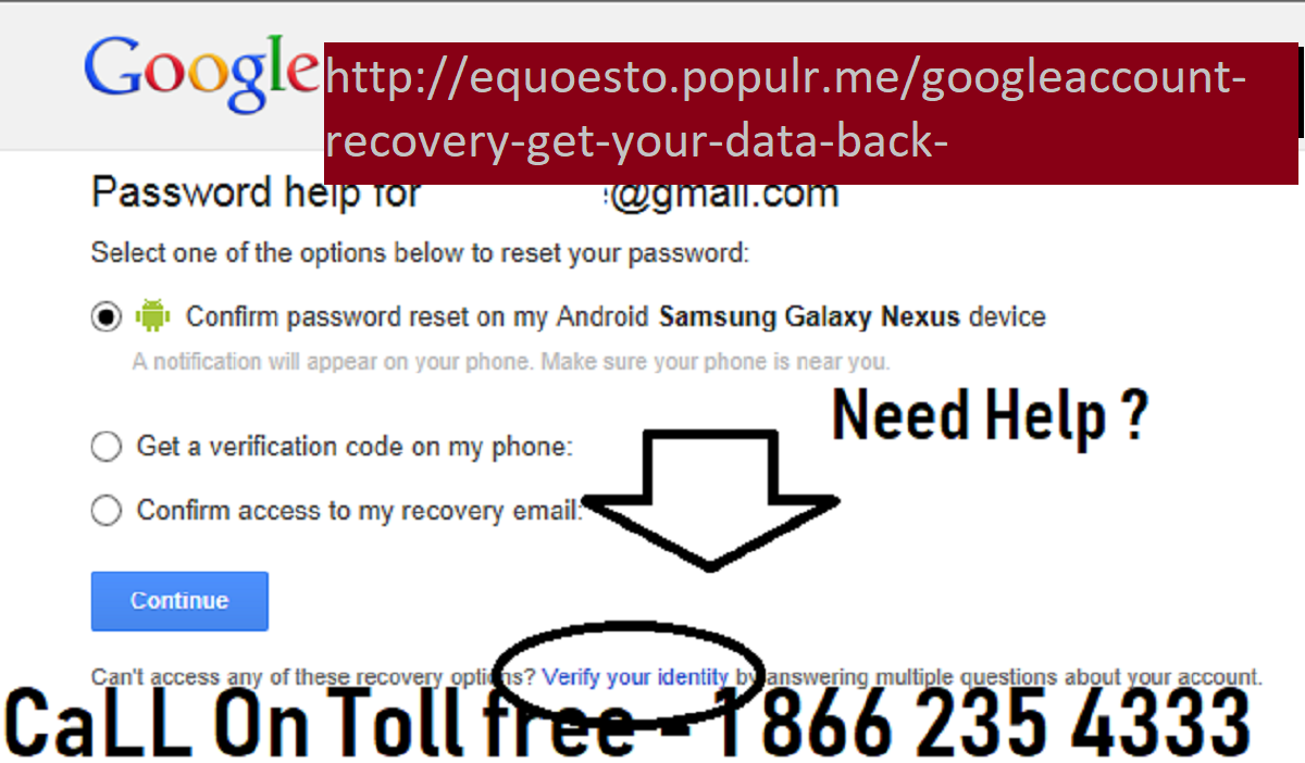 If You Looking For Back Your Google Account Simple Solution Is