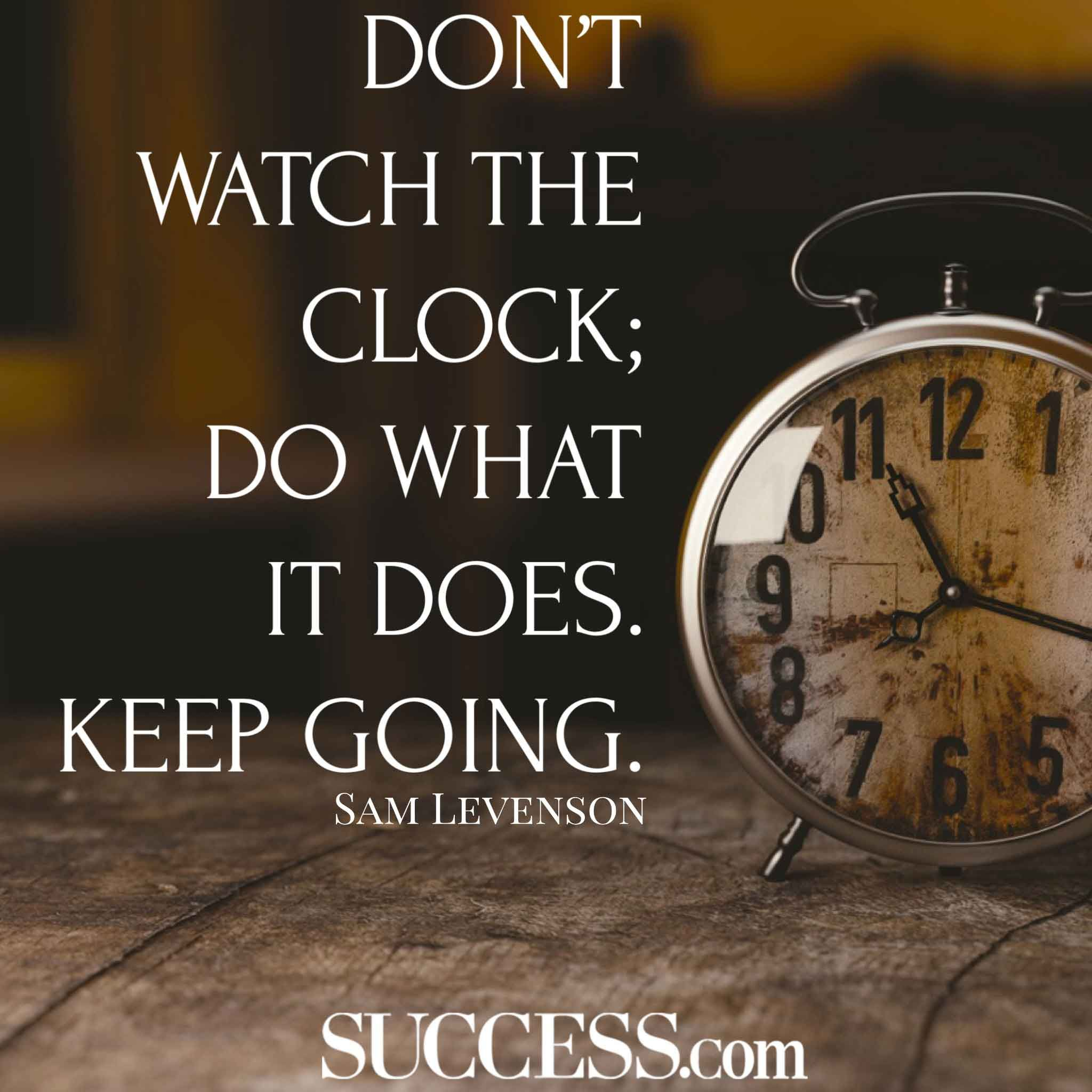 Keep Going And Don T Stop Until You Reach Your Goals Deep