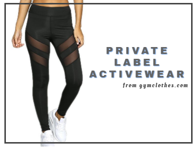 unbranded gym clothing wholesale private label sportswear manufacturers
