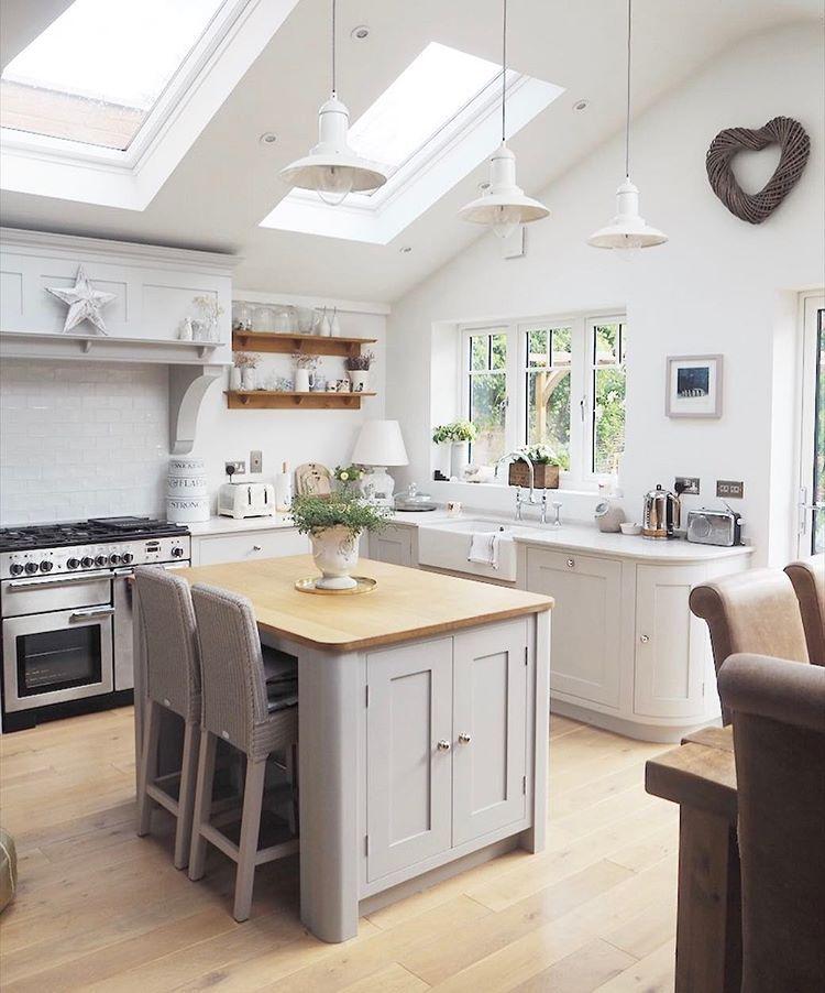 Pin de Fiona Danaher en kitchens | Pinterest | Cocinas, Decoración y ...