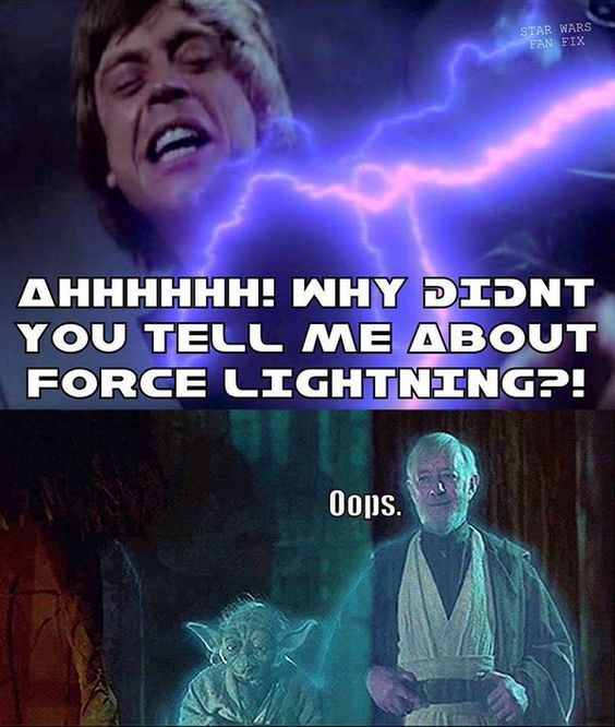 Contact Support Funny Star Wars Memes Star Wars Humor Star Wars Memes