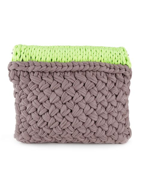 Hold Tight Clutch #madeunique by Ophelie. | Crochet | Pinterest ...