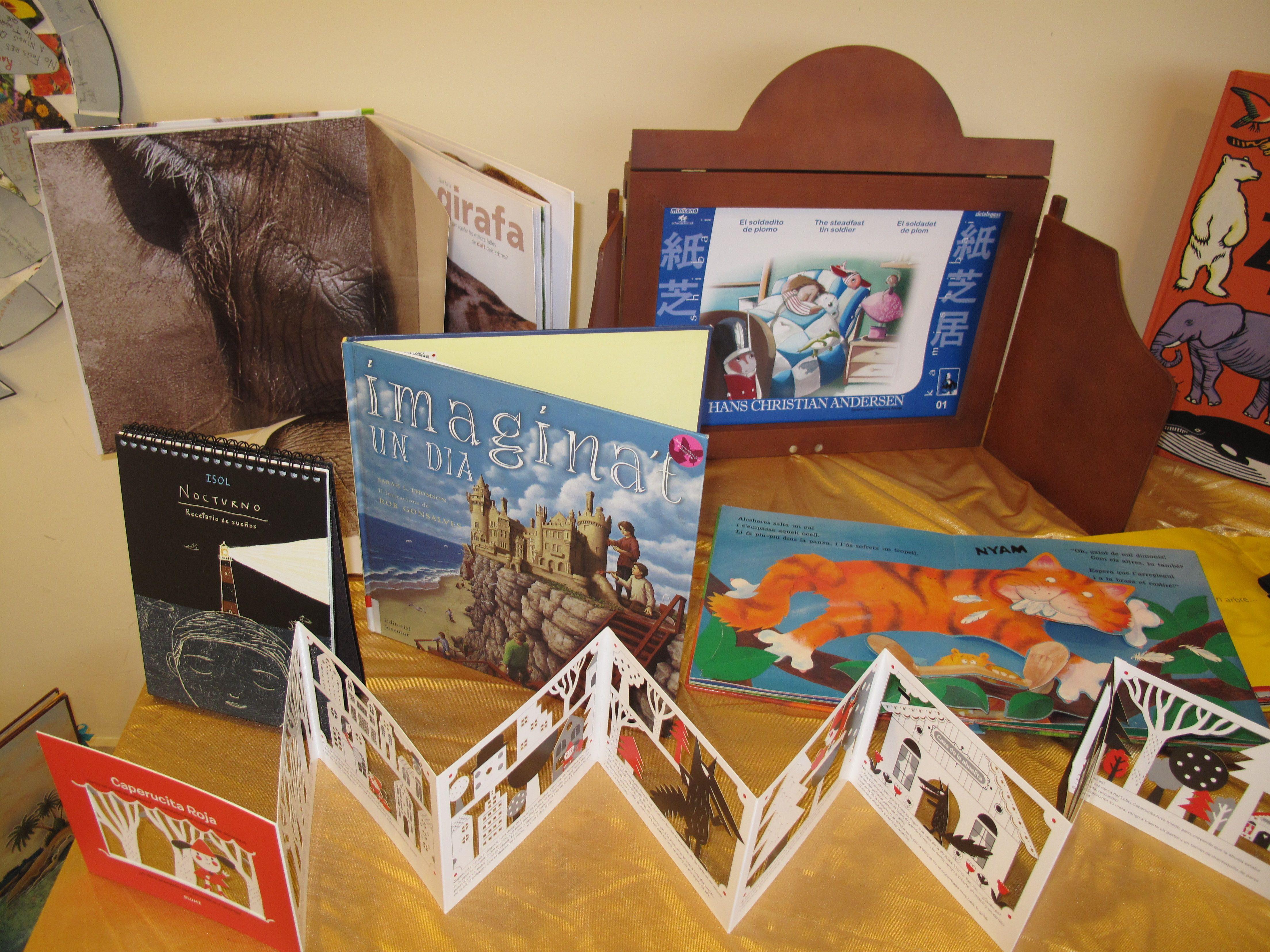 Exposició de llibres