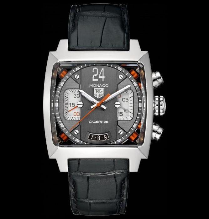 Monaco 24 Calibre 34 Limited Edition Automatic Chronograph 40.5 MM – $13.500