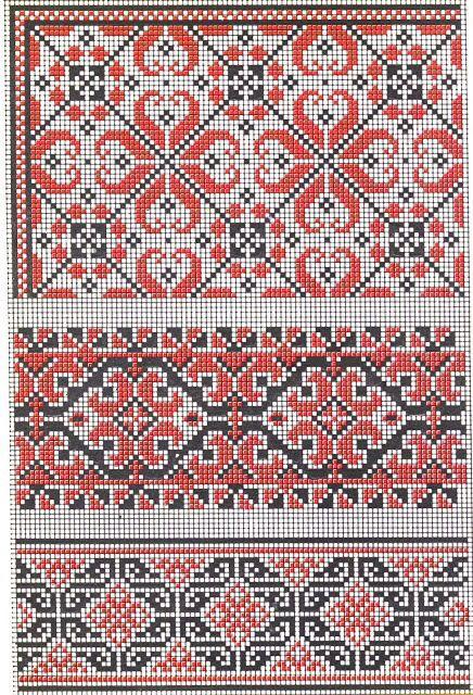 Pin von clara martinez auf bordado-embroidery | Pinterest | Muster ...
