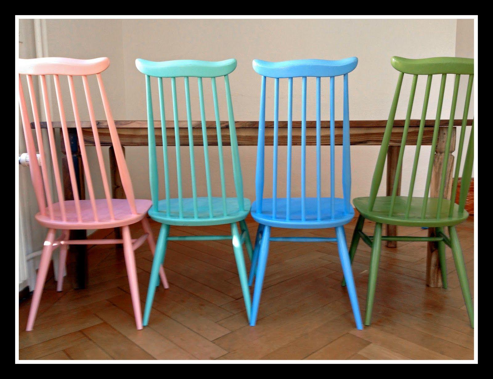 n8zwerg farbige st hle homemade deco furniture pinterest st hle farbig und deko. Black Bedroom Furniture Sets. Home Design Ideas