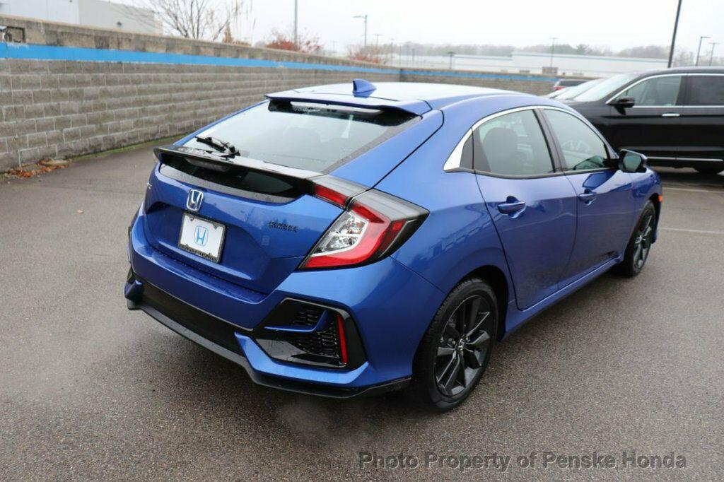 Used 2020 Honda Civic Hatchback EX CVT EX CVT New 4 dr
