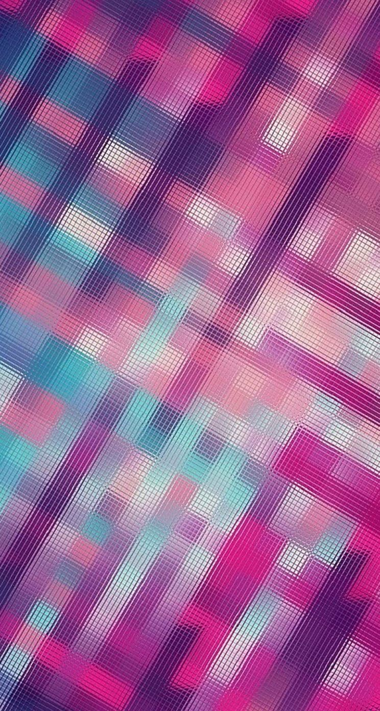Iphone 5 wallpaper tumblr ios 7 - Iphone 5 Wallpaper Ios7 Patterns Abstract Pink Parallax