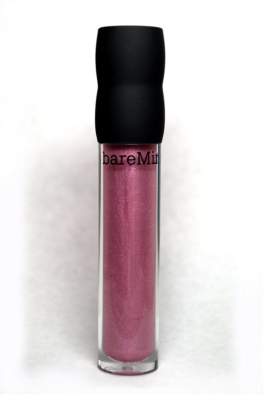 bareMinerals 100 Natural Lipgloss 'Sugared Strawberry