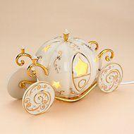 My pumpkin carriage.