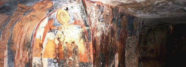 """Domenica 1 novembre presso il Parco Archeologico di Saturo si svolgerà una giornata dal tema """"Simbologie Sacre nelle Cripte e nei Castelli"""", dove si andrà alla scoperta del Medioevo. #madeinitaly #parcoarcheologico #saturo #puglia"""