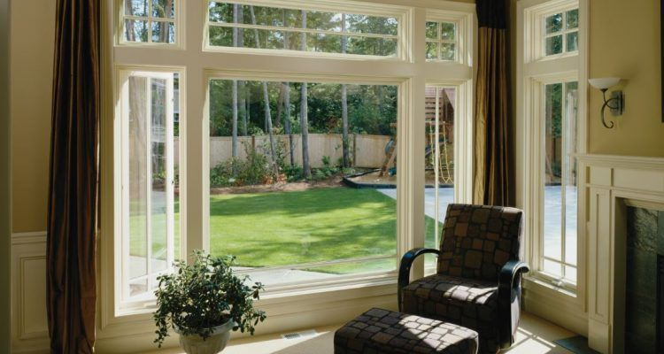 Picture Windows Indianapolis Picture Window Installation Richmond Exteriors In 2020 Windows Picture Windows Window Installation