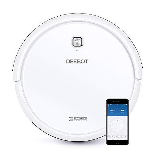 Deebot N79w Robotic Vacuum Cleaner 30 Off With Images