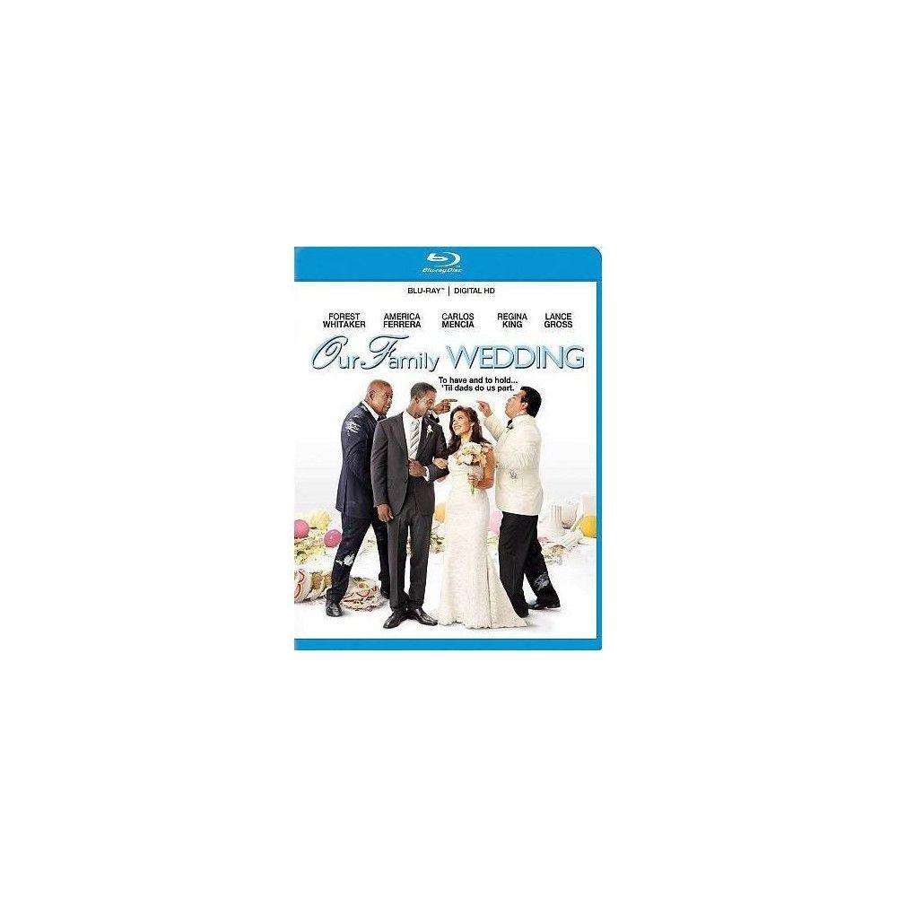 One Family Wedding Blu Ray Family Wedding Lance Gross Blu Ray