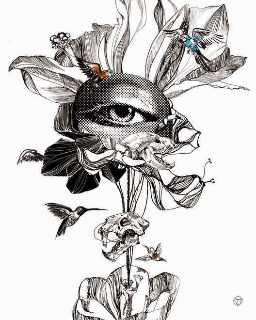 Ilustração de Tomek Sadurski