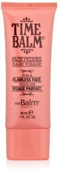 theBalm TimeBalm Face Primer, 1 fl. oz.