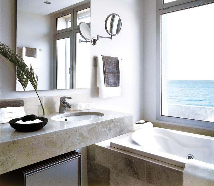 banos minimalistas elegantes   baño   Pinterest   Baños, Baño ...