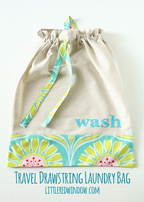 Diy Drawstring Travel Laundry Bag Laundry Bag Travel Laundry