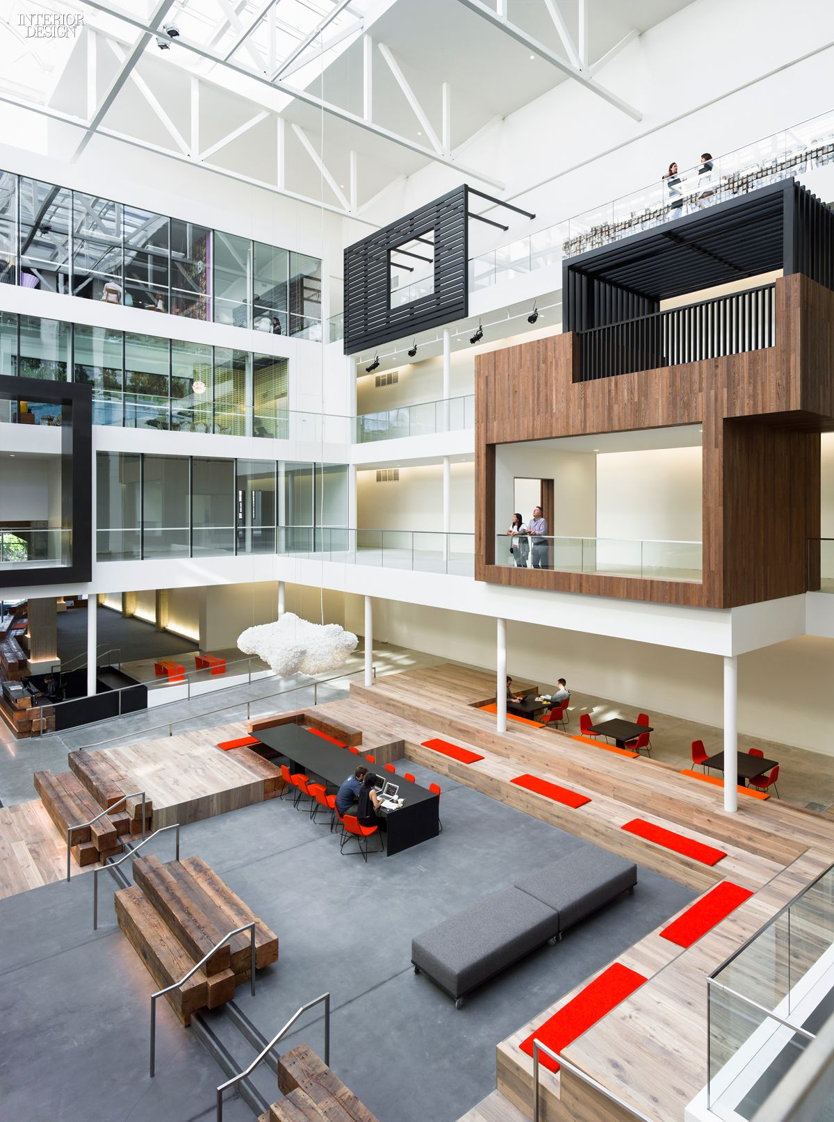 2015 Top 100 Giants Rankings Office Space Design Office