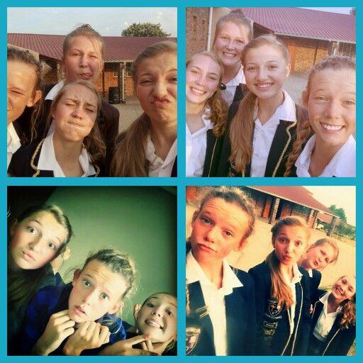 Me and my besties!!❤