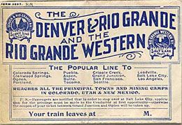 Vintage Train Ticket. Cool inspiration for a poster or invitation ...