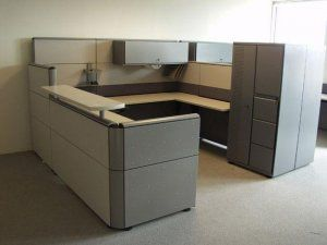 Modular Office Furniture Workstations Cubicles Systems Modern Contemporary Work Ideas Pinterest Cubicle And