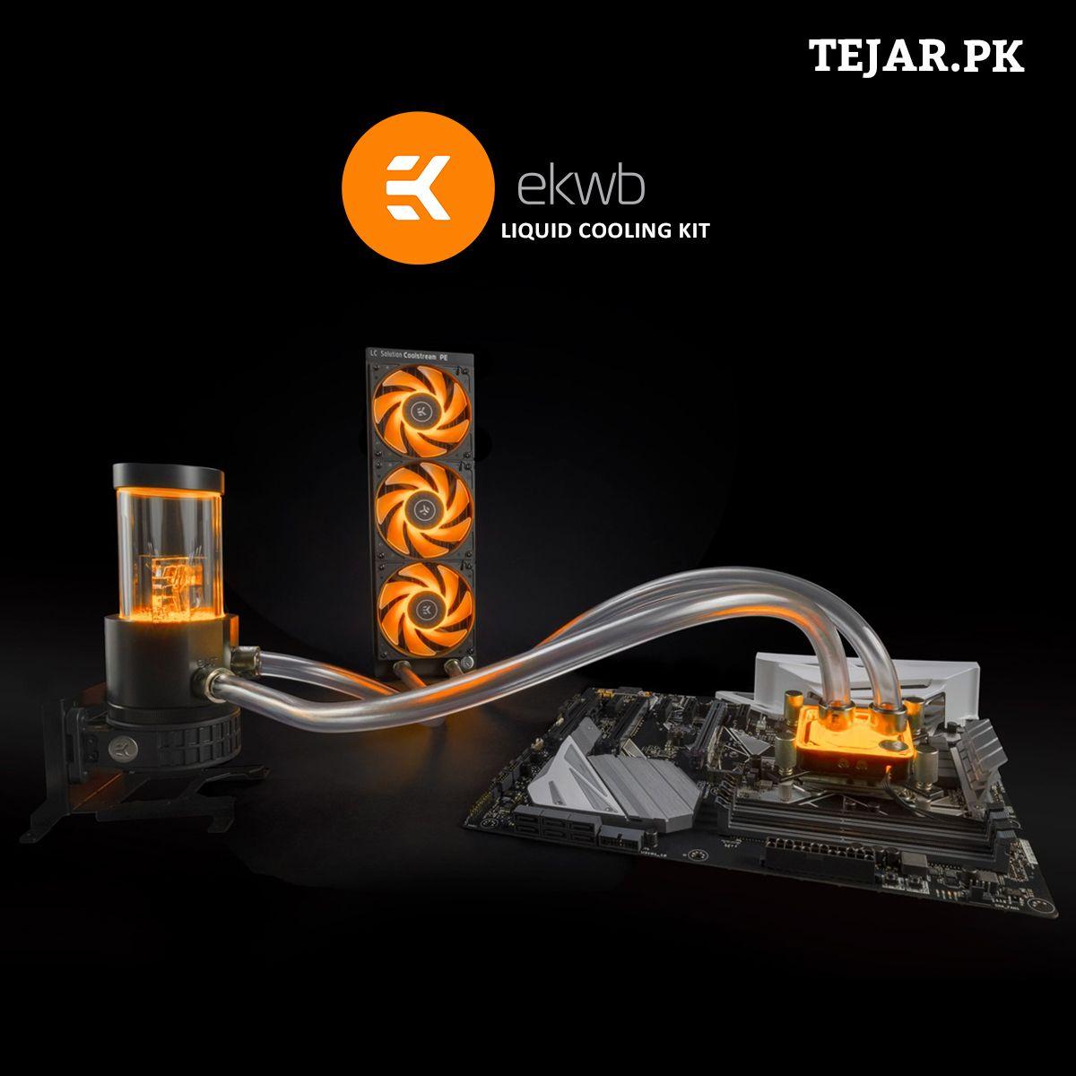 Ekwb Ek Kit Rgb 360 Liquid Cooling Kit Buy Computer Kit Liquid