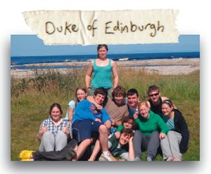 Duke of Edinburgh is something every young person should do and we can help. Gold, Silver, Bronze. We can do it