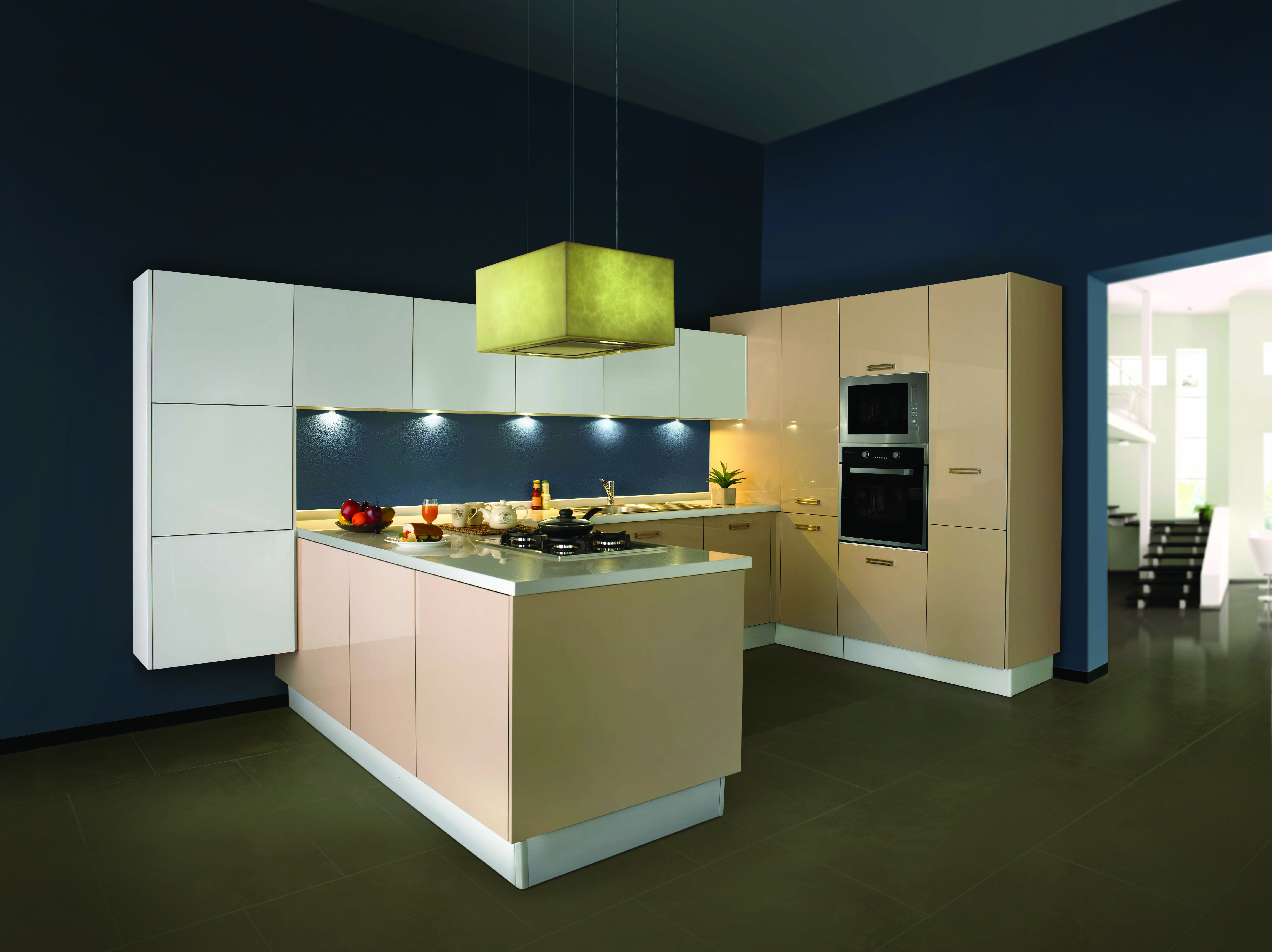 Giving A Makeover To The Kitchen With Modular Kitchens