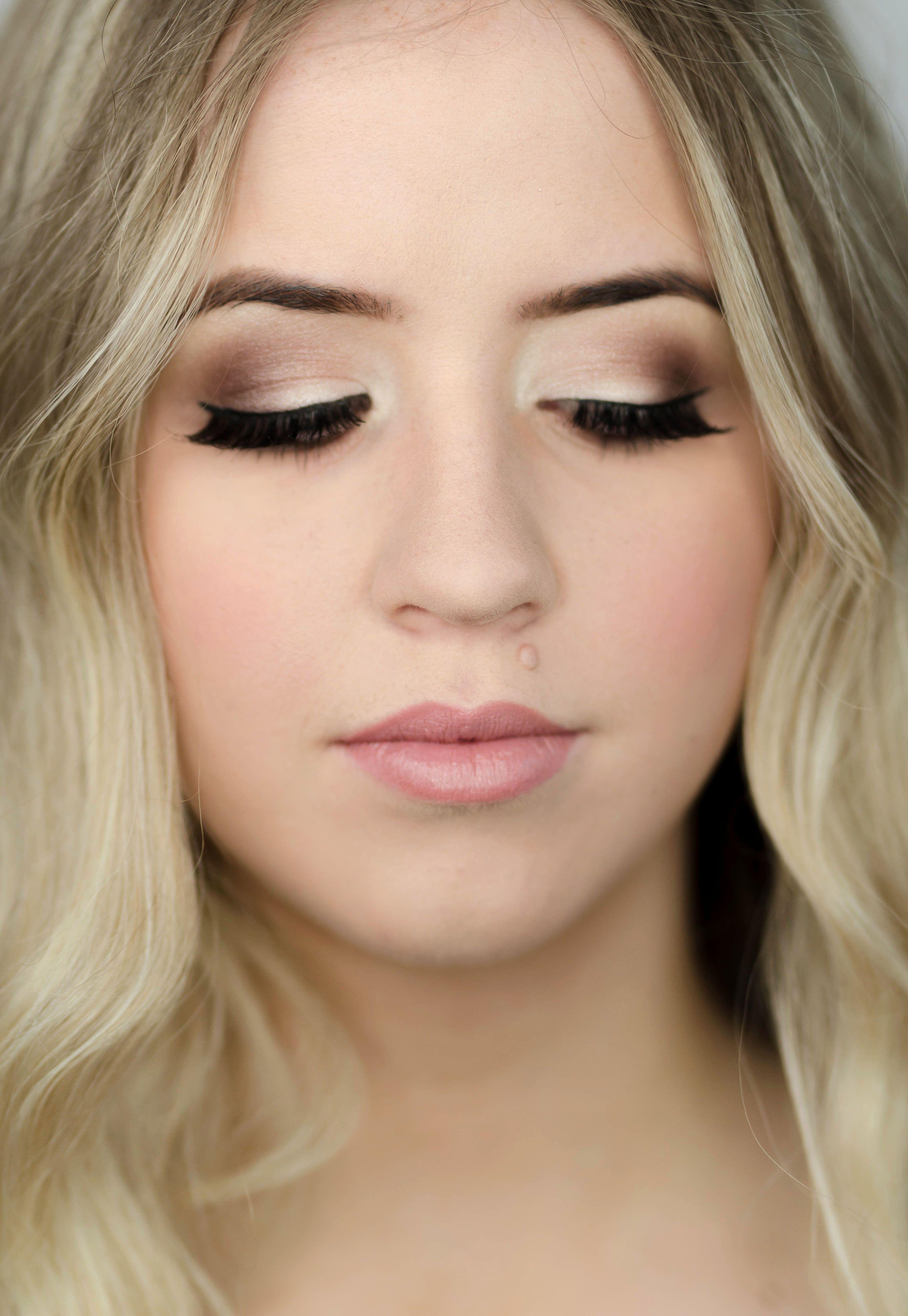 Makeup bridal makeup wedding makeup makeup ideas blonde