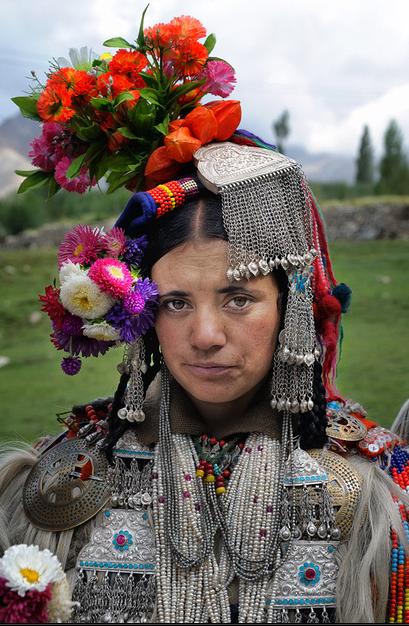 http://lakani.com/tours/india/ladakh-with-srinagar-2013/ // *|* Drokpa Woman, Ladakh - India.