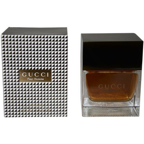 Gucci Pour Homme By Gucci For Men. Eau De Toilette Spray Ounces Introduced  in Fragrance notes  pepper, ginger, amber and woods give this manly scent 54ba4799618c
