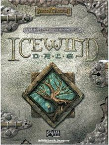 Icewind Dale 1 Box Shot Jpg Icewind Dale Video Game Design