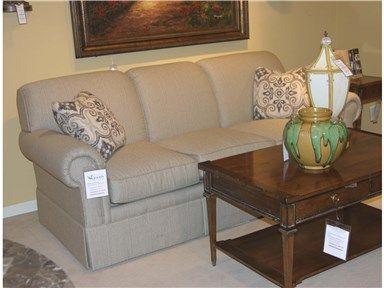 shop for goods furniture outlet hickory plaza collection sofa by sherrill furniture 3159 03. Black Bedroom Furniture Sets. Home Design Ideas