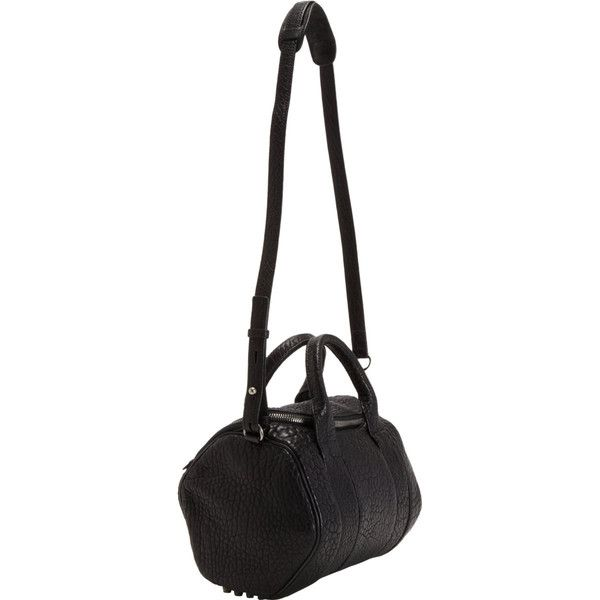 Alexander Wang Women's Rockie Duffel (8.440 ARS) ❤ liked on Polyvore featuring bags and luggage