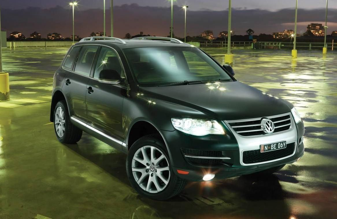 2008 Volkswagen Touareg V10 Tdi Come Check Out Amsoil Synthetic