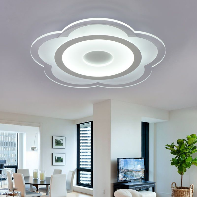 Modern Acrylic Led Ceiling Lamp Recessed Lighting Kid S Bedroom Lights Pendant Modernlamp C Bedroom Ceiling Light Ceiling Lights Ceiling Lights Living Room