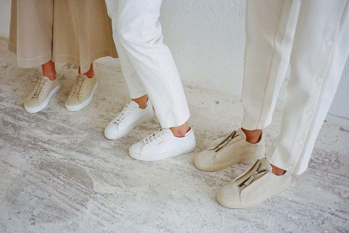 How Axel Arigato Is Helping Reinvent Women's Sneakers