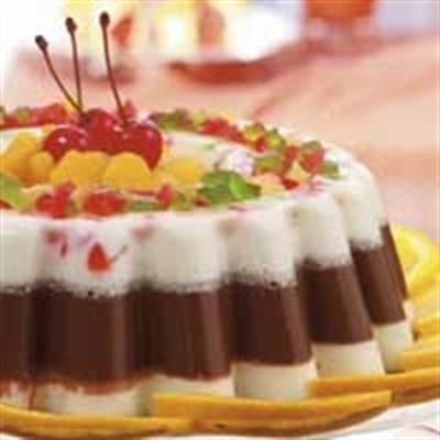 Old New Cassata Pudding Femina Resep Makanan Makanan Dan Minuman