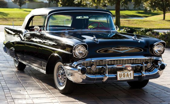1957 Chevrolet Bel Air Convertible Re Pin Brought To You By
