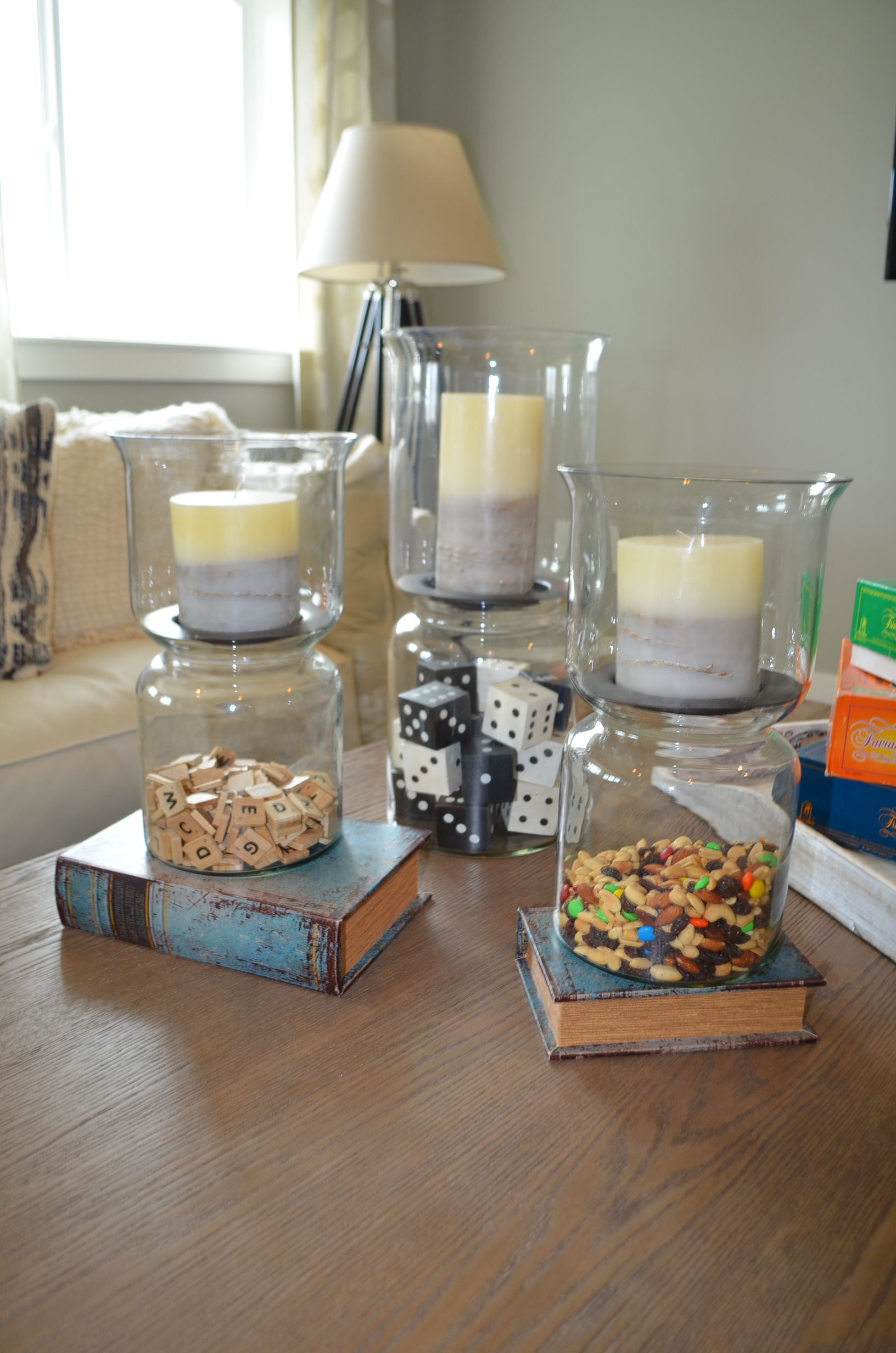 Room & 11 Awesome Ways to Decorate Your Tabletops | Game pieces Unique and ...