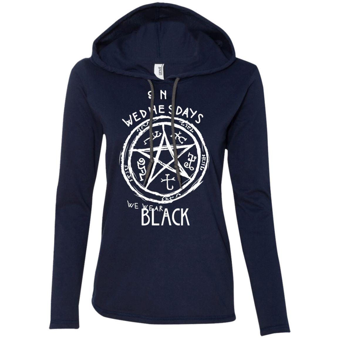 We Wear Black Ladies Tee
