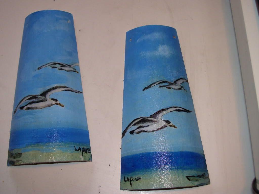 Dibujos para pintar tejas dibujos para pintar - Pintar tejas de barro ...
