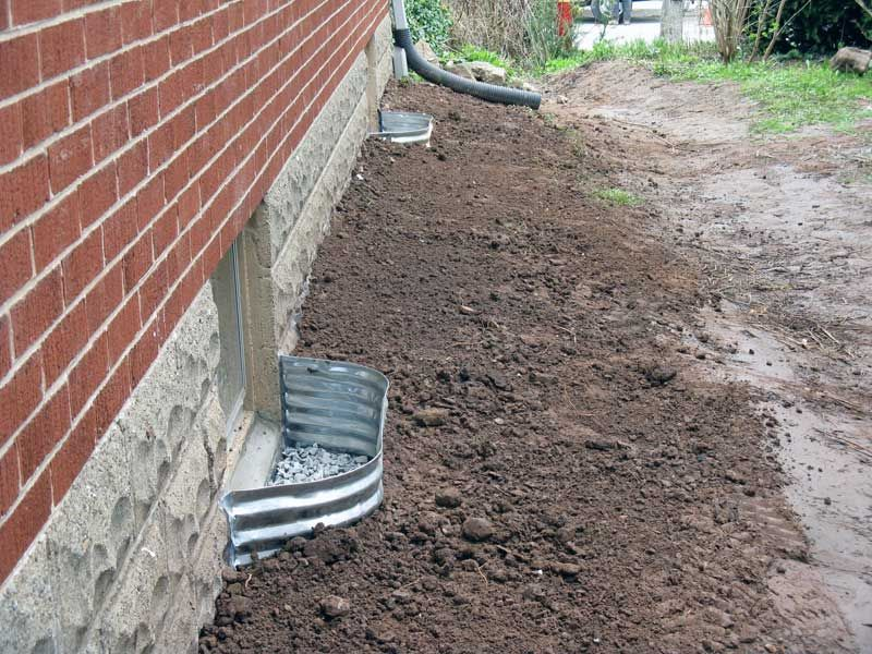 windows basement window wells with order of zinc are one kind suitable gravel do need well covers uk drainage problems lowes