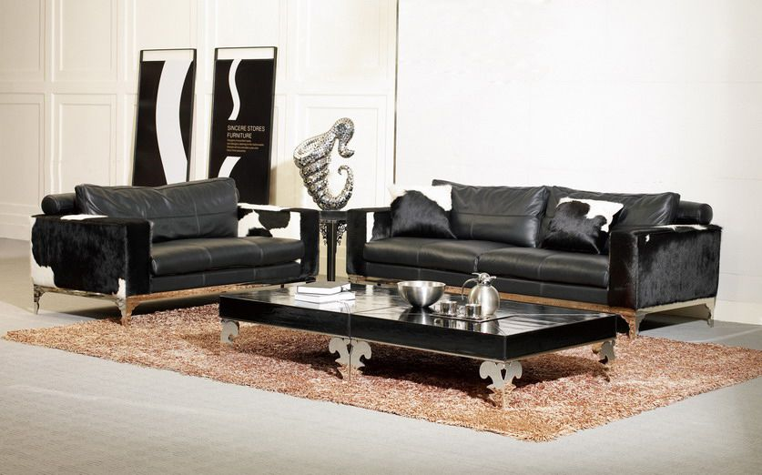Find More Living Room Sofas Information About Top Graded Real/genuine  Italy/italian Cow