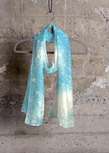 Cashmere Silk Scarf - BOTANICAL COLLECTION I by VIDA VIDA Zy6oO2Zmz